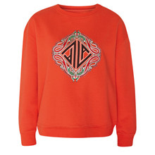 Lala Berlin Talo sweatshirt i rød
