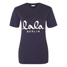 Lala Berlin Zanita T-shirt  i navy