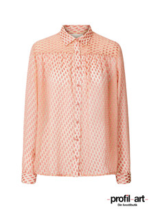 Lollys Laundry Allison skjorte i pink