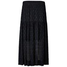 Lollys Laundry Cokko nederdel i mørkegrå