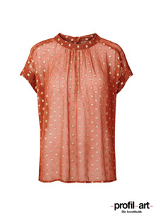 Lollys Laundry Deva top i rust