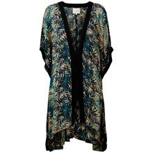 Lollys Laundry Dyveke kimono i mønstret