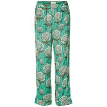 Lollys Laundry Gipsy bukser i grøn m. mønster