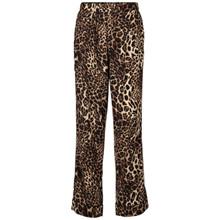 Lollys Laundry Gipsy bukser i leopard mønster