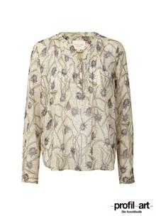 Lollys Laundry Helena Skjorte i blomstret
