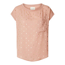 Lollys Laundry Krystal top i rosa