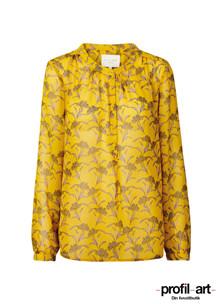 Lollys Laundry Singh Skjorte i gul