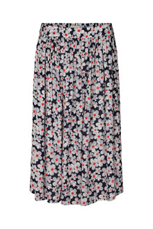Lollys Laundry Ella nederdel i blomstret