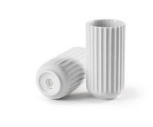 Karakter hvid Lyngby vase 10 cm