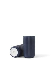 Karakter midnight blue Lyngby vase 15 cm