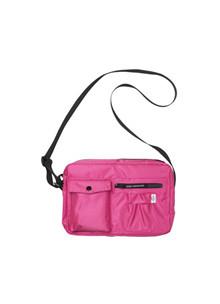 Mads Nørgaard Bel Air Cappa taske i neon pink