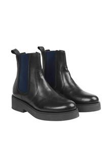 Mads Nørgaard Bopi Chunk Chealsea støvler i sort