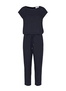 Mads Nørgaard Cavi Pipe buksedragt i Navy/Ecru