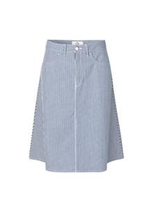 Mads Nørgaard Steffi nederdel i stribet