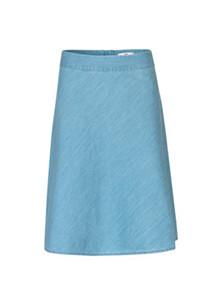 Mads Nørgaard Stelly C nederdel i lys denim