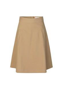 Mads Nørgaard Stelly nederdel i beige
