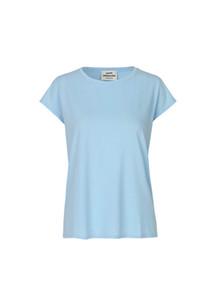 Mads Nørgaard Teasy T-shirt i blå