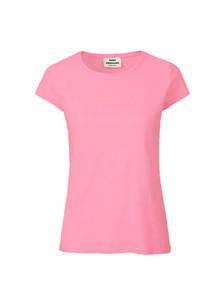 Mads Nørgaard Teasy T-shirt i pink