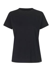 Mads Nørgaard Trimmy T-shirt i sort