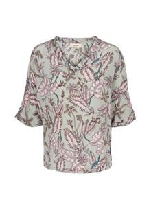 Mos Mosh Palma Vita bluse i mønstret