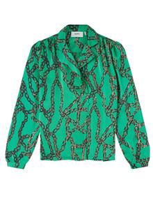Moves By Minimum Klassa Skjorte i grøn