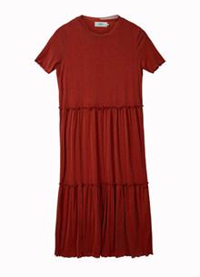 Moves by Minimum Nakki kjole i rød