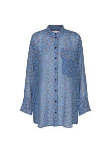 Munthe Anna skjorte i blå