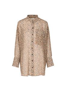 Munthe Anna skjorte i brun
