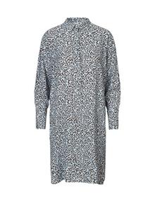 Munthe Host Skjorte kjole i blå