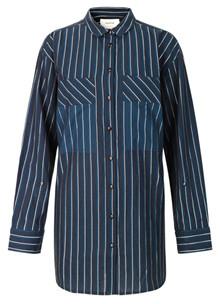 Munthe Valhalla skjorte i navy
