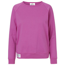 Mads Nørgaard Bretagne Plain Trekka L bluse i pink