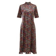 Mads Nørgaard Dumina kjole i mønstret