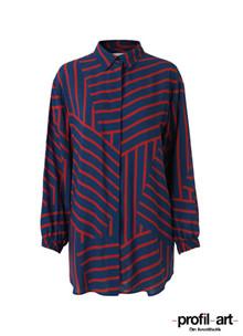 Mads Nørgaard Salaxa Skjorte i mønsteret
