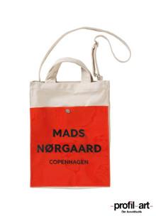 Mads Nørgaard Tote Bag  B i Ecrured