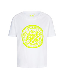 Mos Mosh Kerry Neon t-shirt i gul