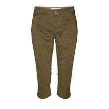 Mos Mosh Etta 3/4 bukser i army