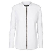 Mos Mosh Maggie Glam skjorte i hvid