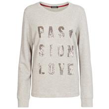 Mos Mosh Passion sweatshirt i grå
