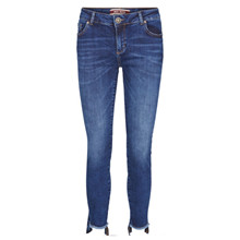 Mos Mosh Sumner step blue jeans