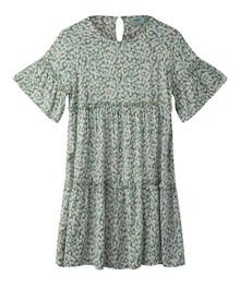 Moves by Minimum Giral Short dress i grøn