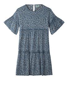 Moves by Minimum Giral Short Dress i blå