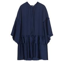 Munthe Odette kjole i blå