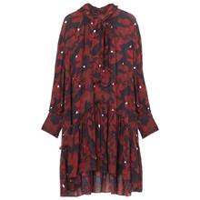 Munthe Omally kjole i rød