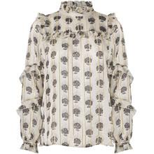 Munthe Selma skjorte i mønstret