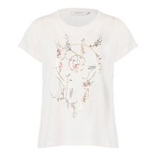 Munthe Tess T-shirt  i ivory