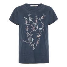 Munthe Tess T-shirt i navy