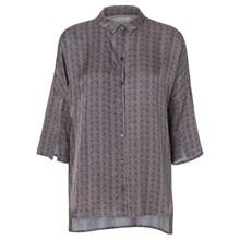 Munthe Tiger skjorte i indigo