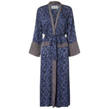 Munthe Tortellini Kimono i indigo