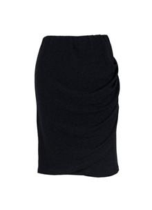 Neo Noir Katti nederdel i sort
