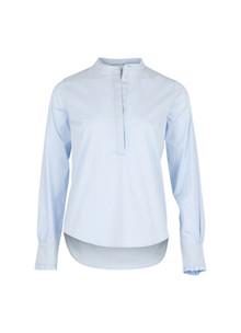 Neo Noir Vilja skjorte i blå